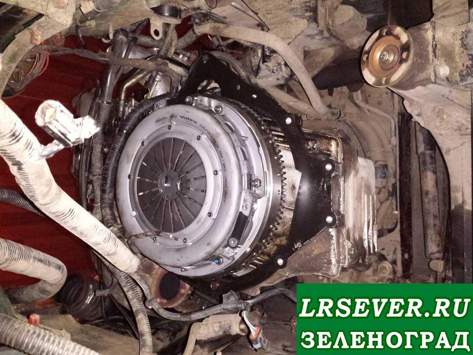 Замена МКПП range rover Диагностика подвески хендай соната нф